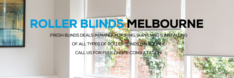 Window Roller Blinds Ivanhoe