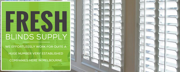 Blinds Supply Lower Plenty
