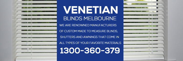 Venetian Blinds Supply & Install St Kilda East