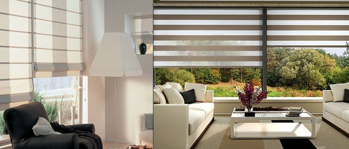 Blinds Somerton