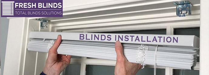 Blind Installation