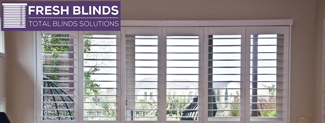 Plantation Shutters Installation West Footscray