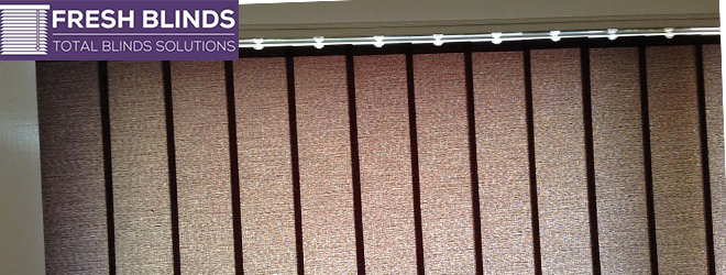 Vertical Blinds Mount Waverley